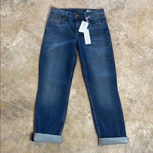 Level 99 Lily Crop Jeans Tencel Skinny Straight